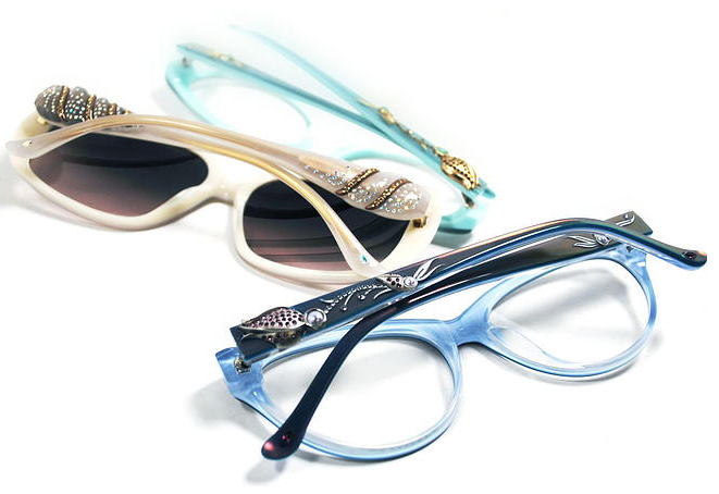 judith leiber collection the eyeglass factory the