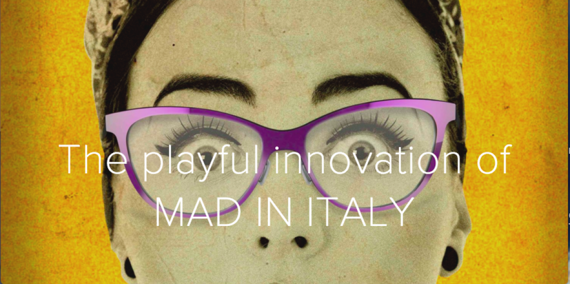 Mad In Italy - The Eyeglass Factory