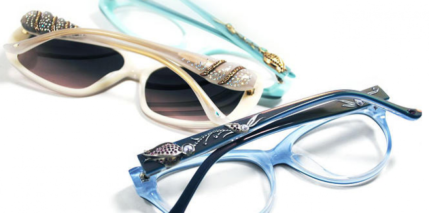 Judith Leiber Collection @ The Eyeglass Factory