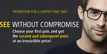 """SAVE UP TO 75% ON NIKON LENSES"" Promotion Is Back"